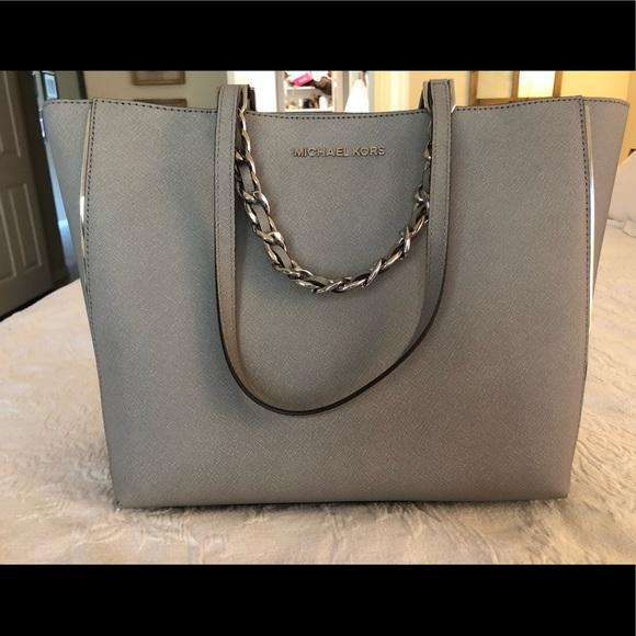 0b061dcd22a8 MICHAEL Michael Kors Bags | Michael Kors Harper Specchio Handbag Nwt ...